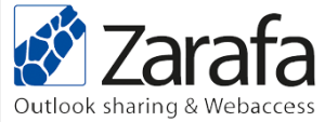 Hosted Zarafa Logo